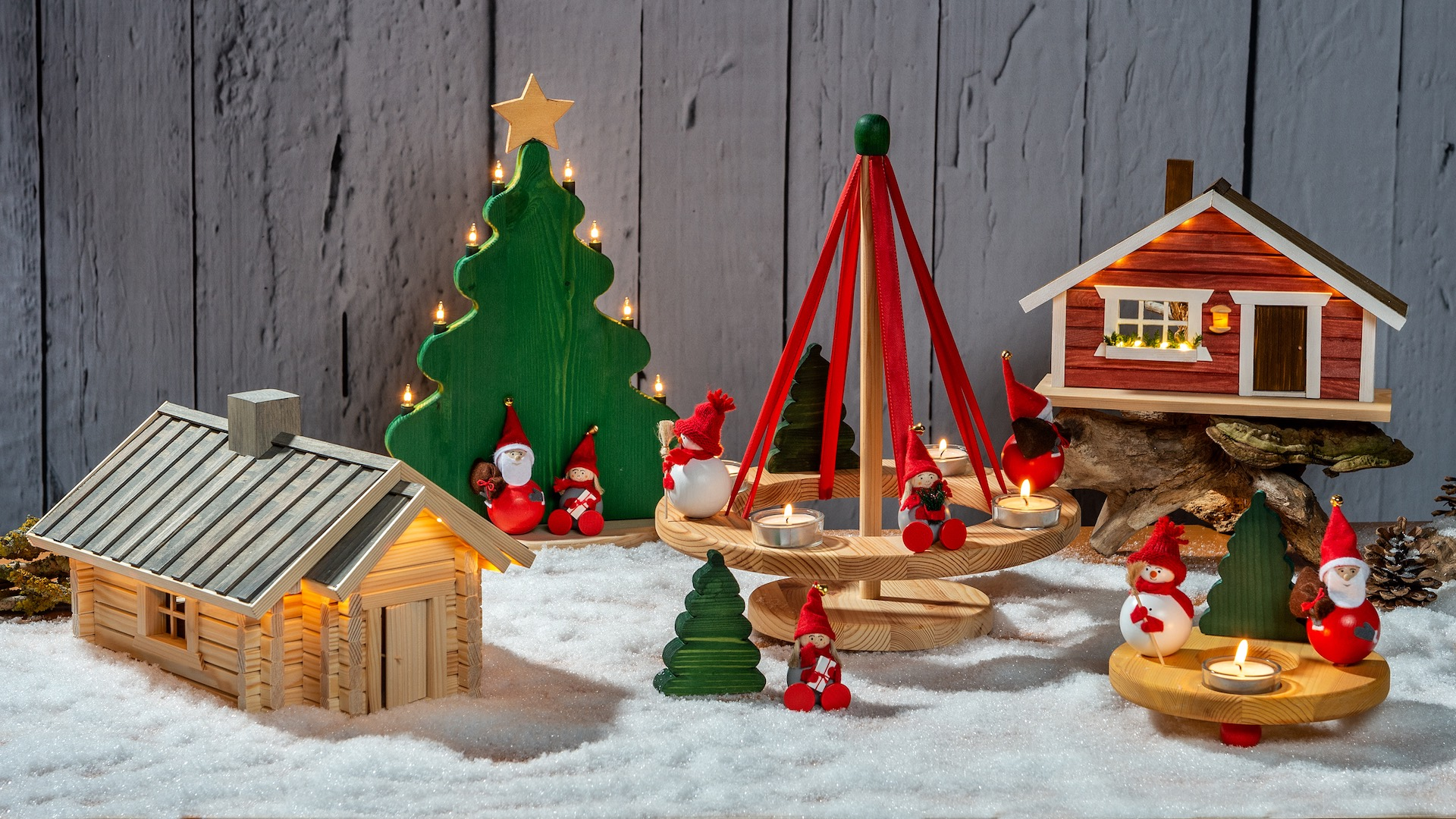 Become a christmas decoration reseller